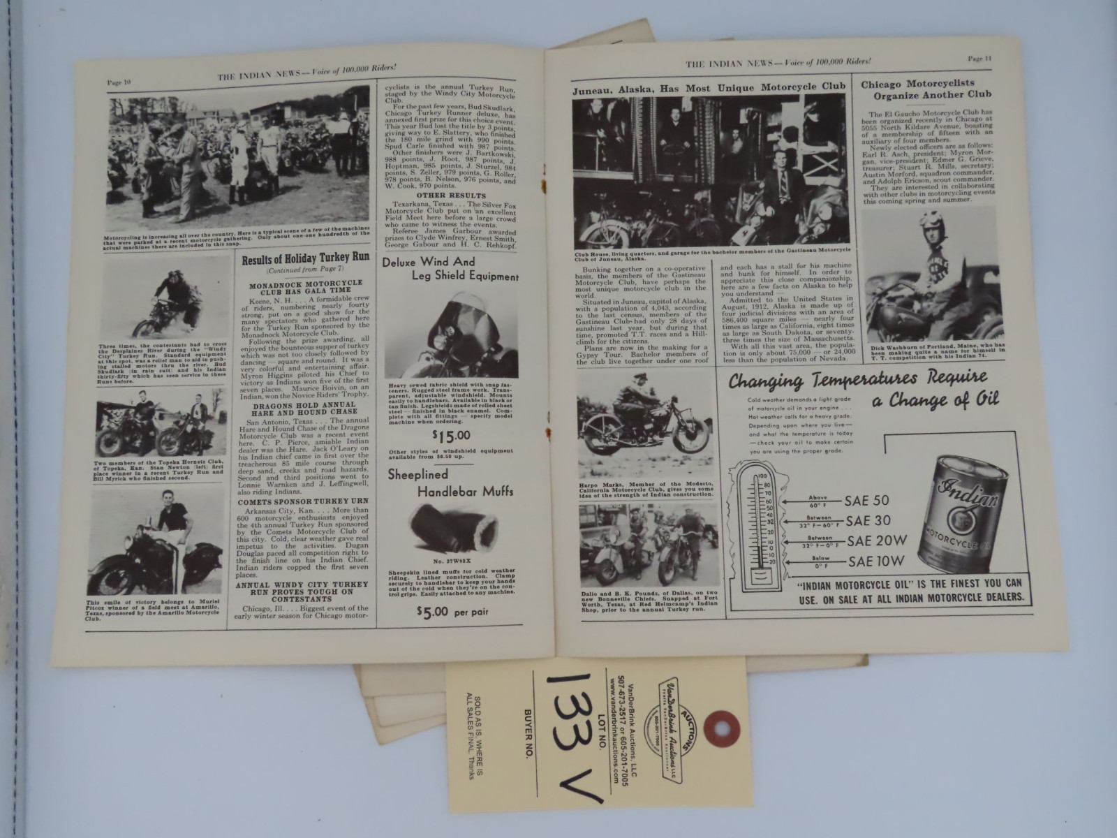 The Indian News - January 1940 - Image 2