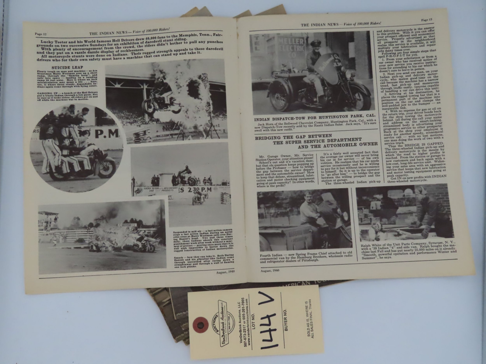 The Indian News - August 1940 - Image 2
