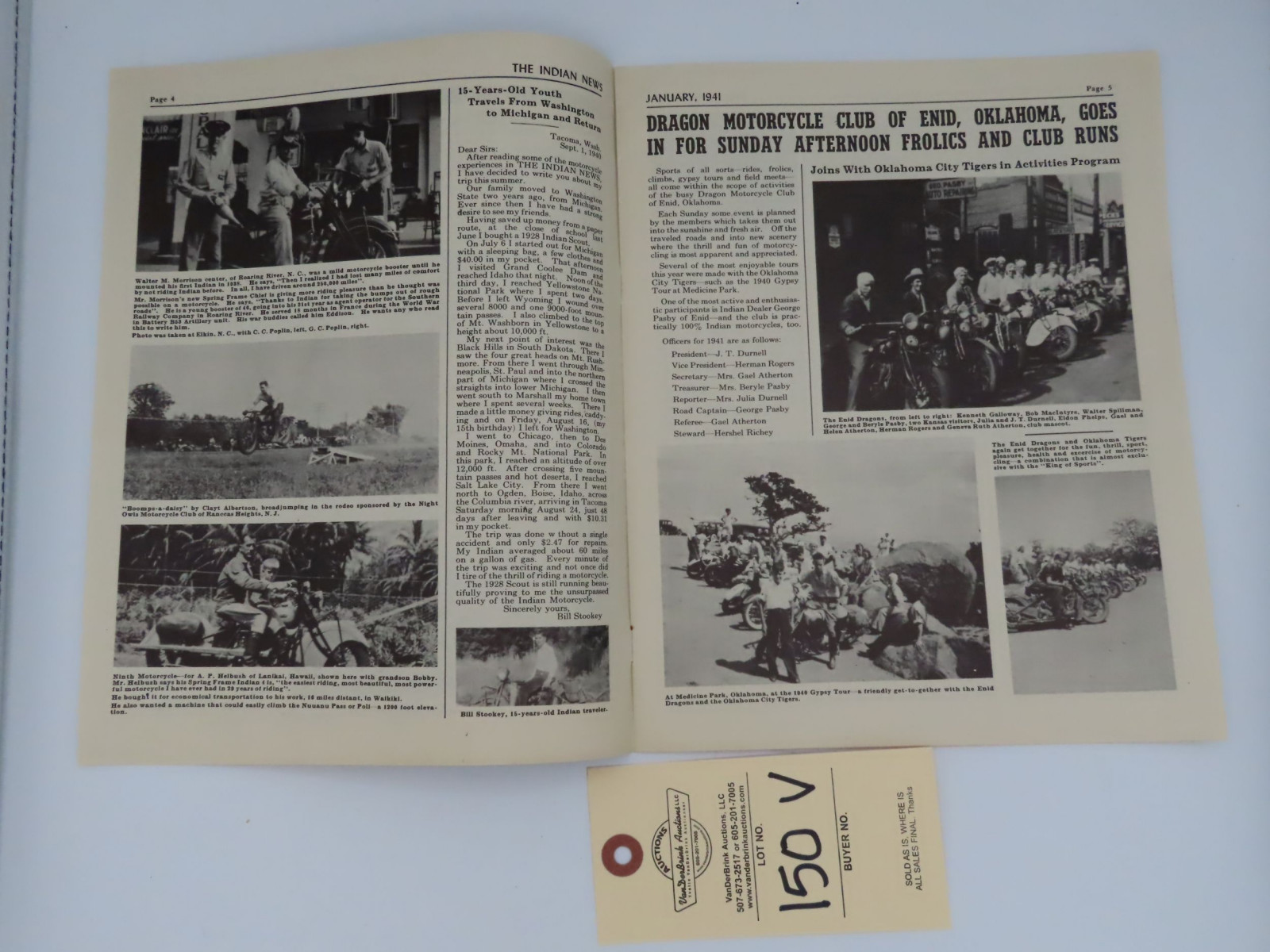 The Indian News - January 1941 - Image 2