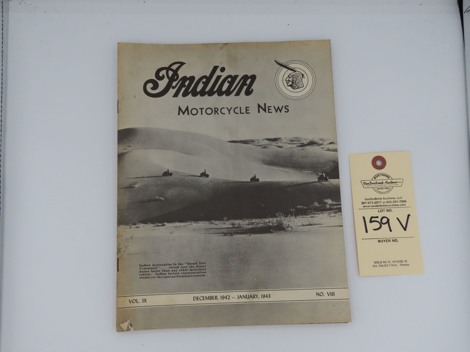 Indian Motorcycle News - 1943 - Image 2