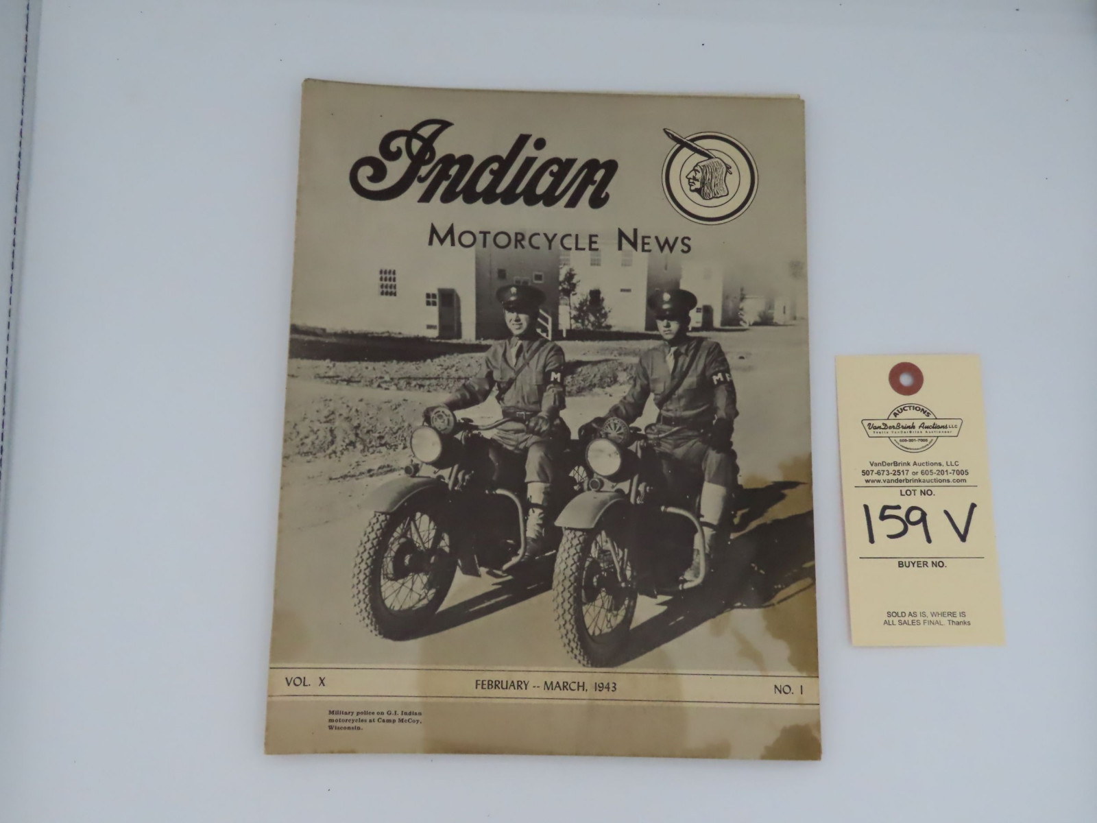 Indian Motorcycle News - 1943 - Image 3