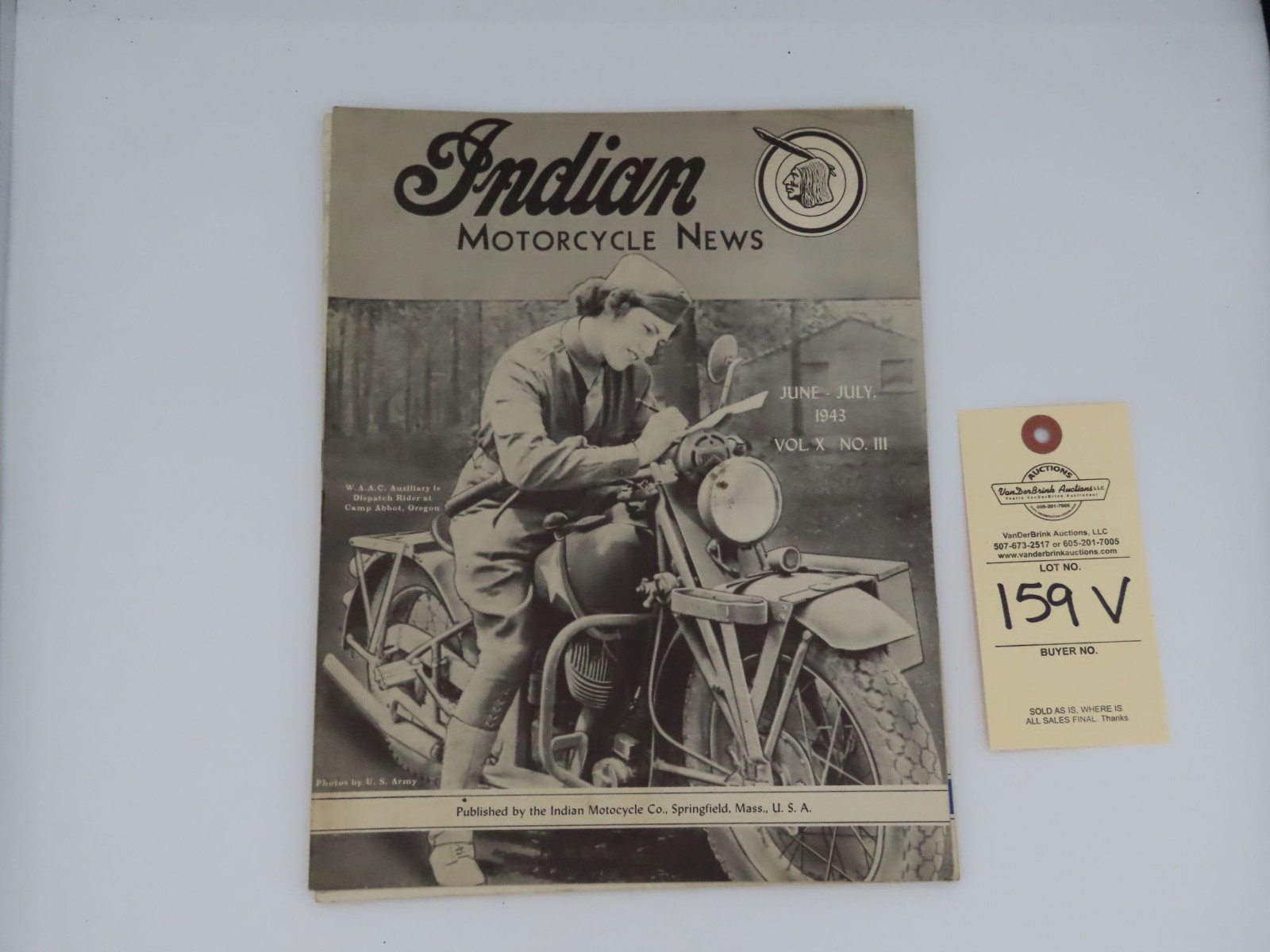Indian Motorcycle News - 1943 - Image 5