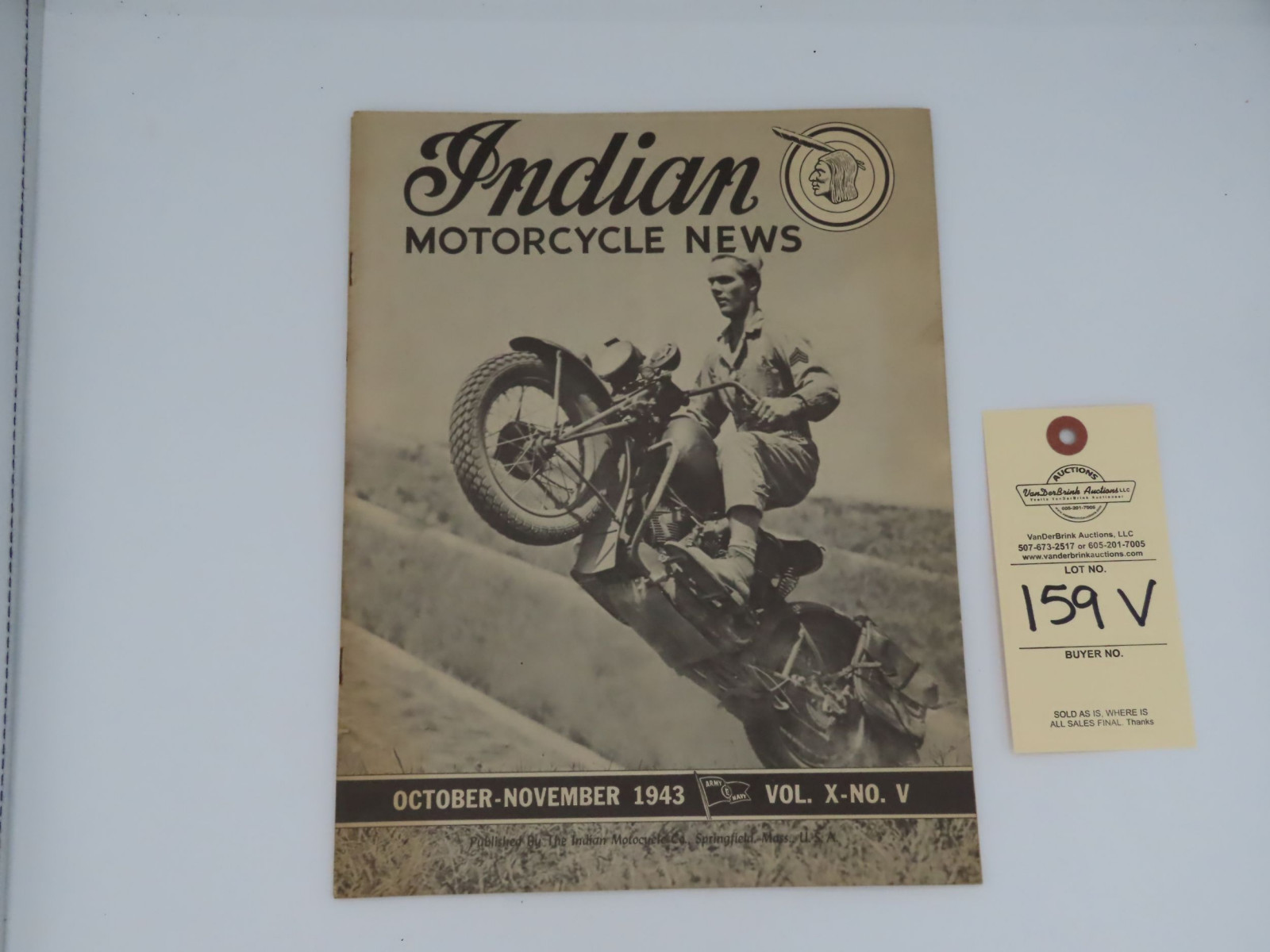 Indian Motorcycle News - 1943 - Image 7