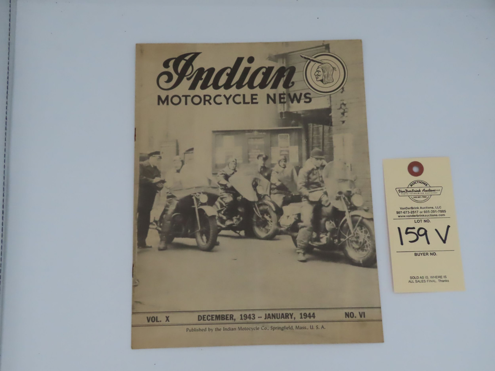 Indian Motorcycle News - 1943 - Image 8
