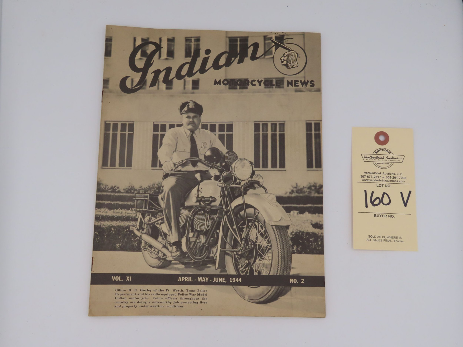 Indian Motorcycle News - 1944 - Image 4