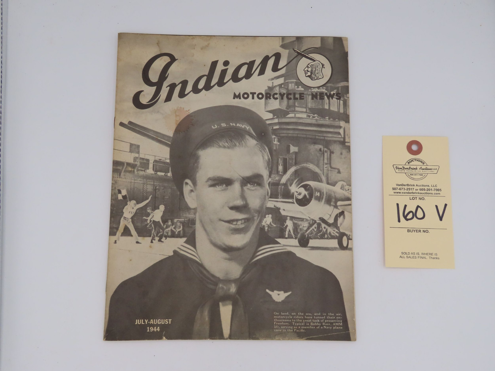 Indian Motorcycle News - 1944 - Image 5