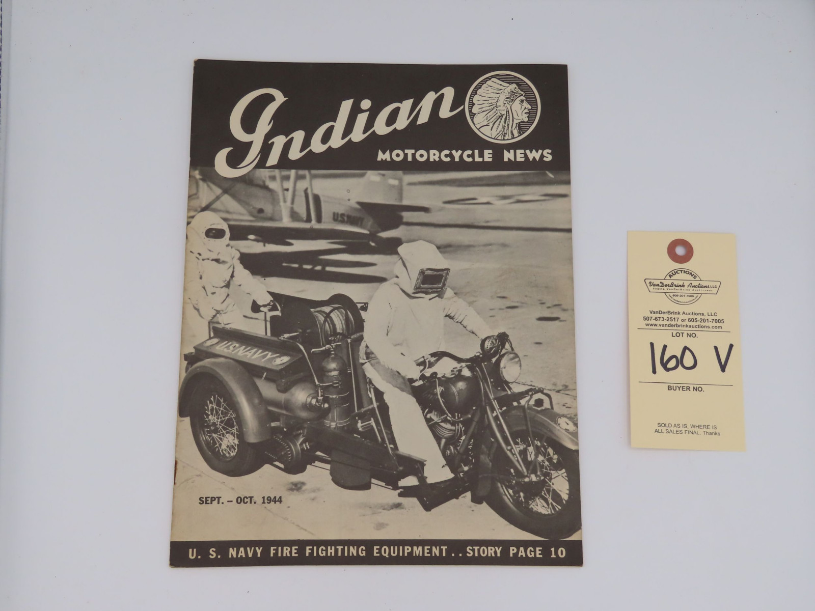 Indian Motorcycle News - 1944 - Image 6