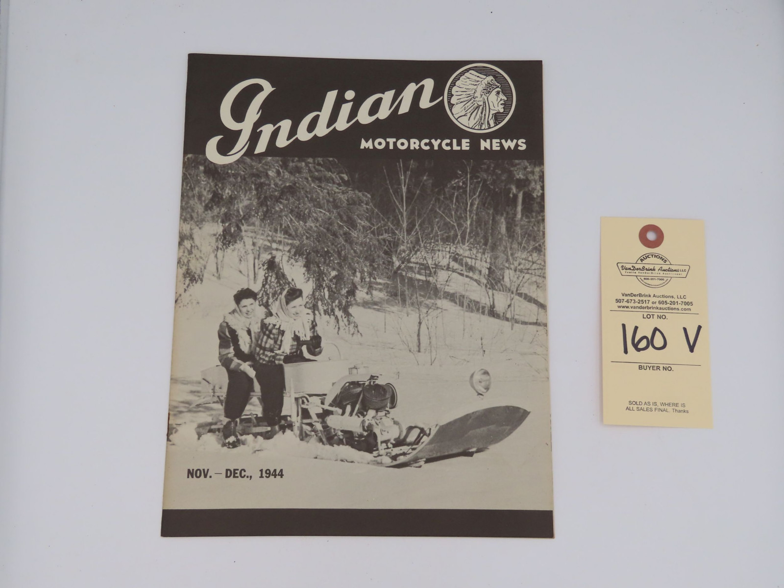Indian Motorcycle News - 1944 - Image 7