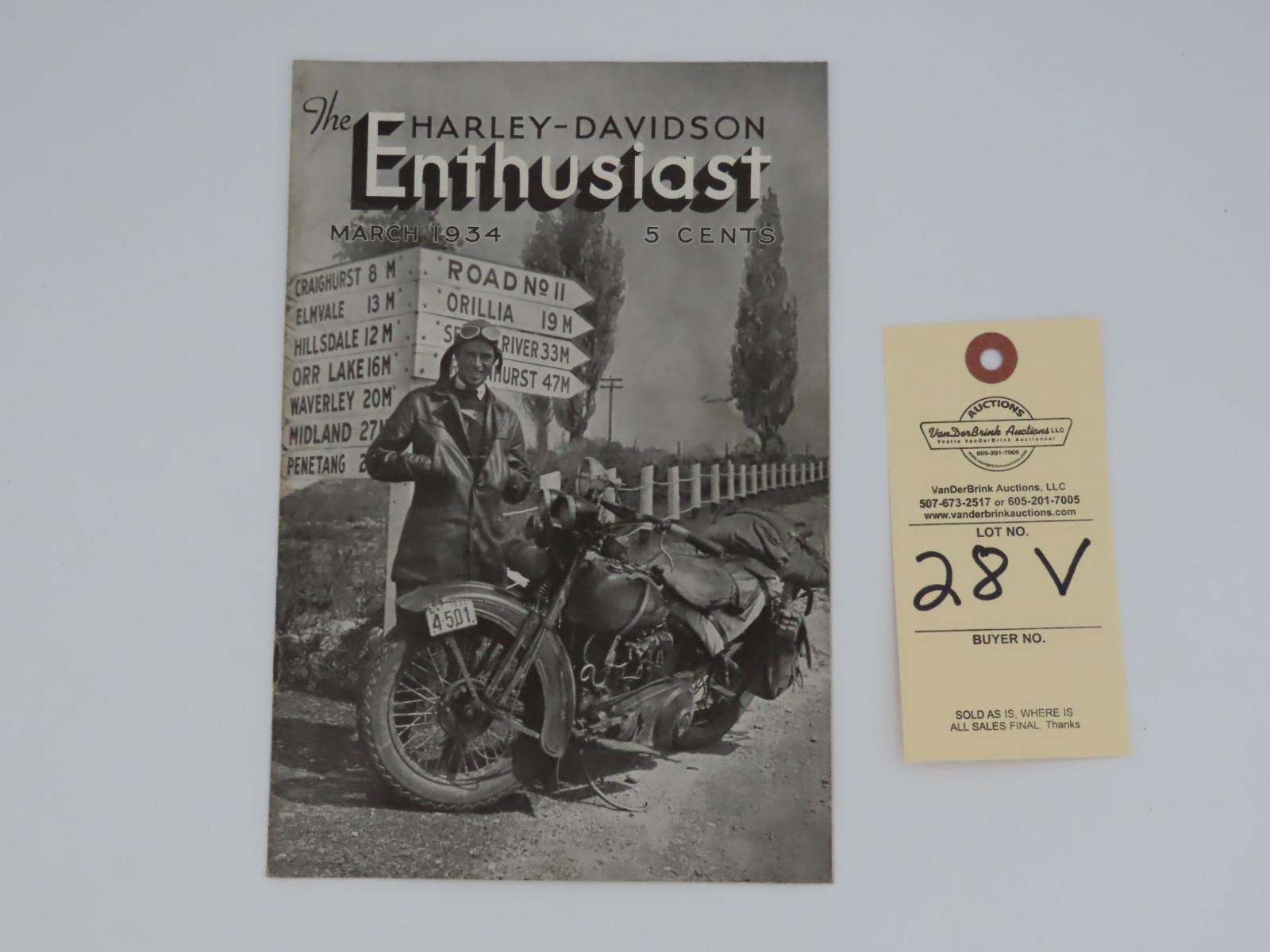 The Harley-Davidson Enthusiast - Image 1