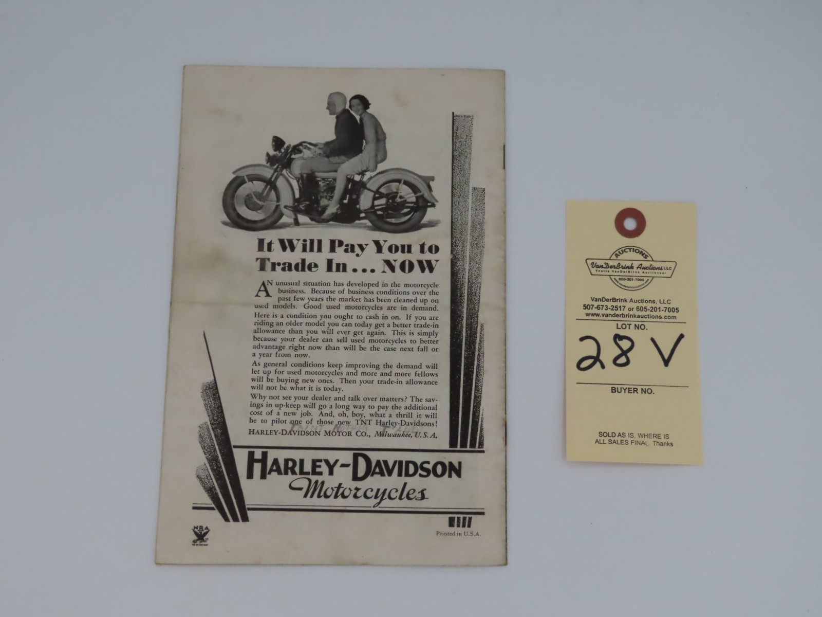 The Harley-Davidson Enthusiast - Image 3