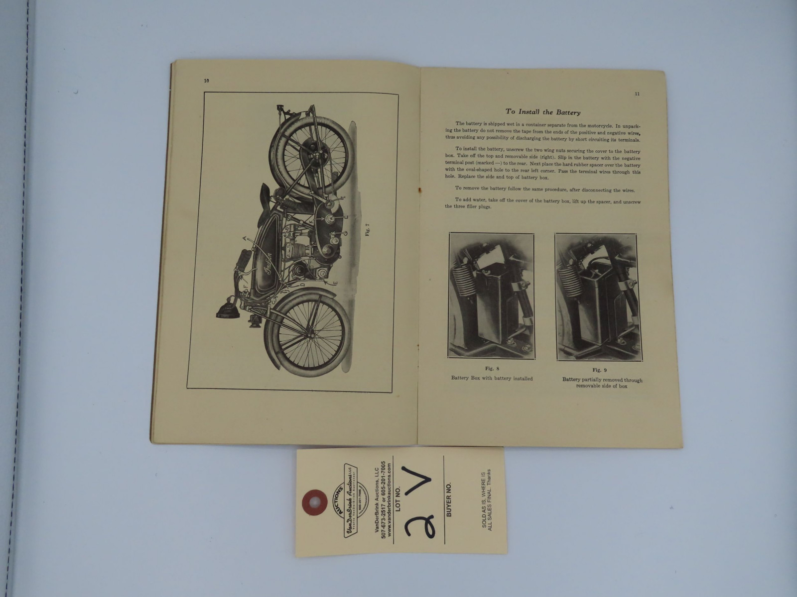 Indian Prince Riders' Instruction Book - Image 2