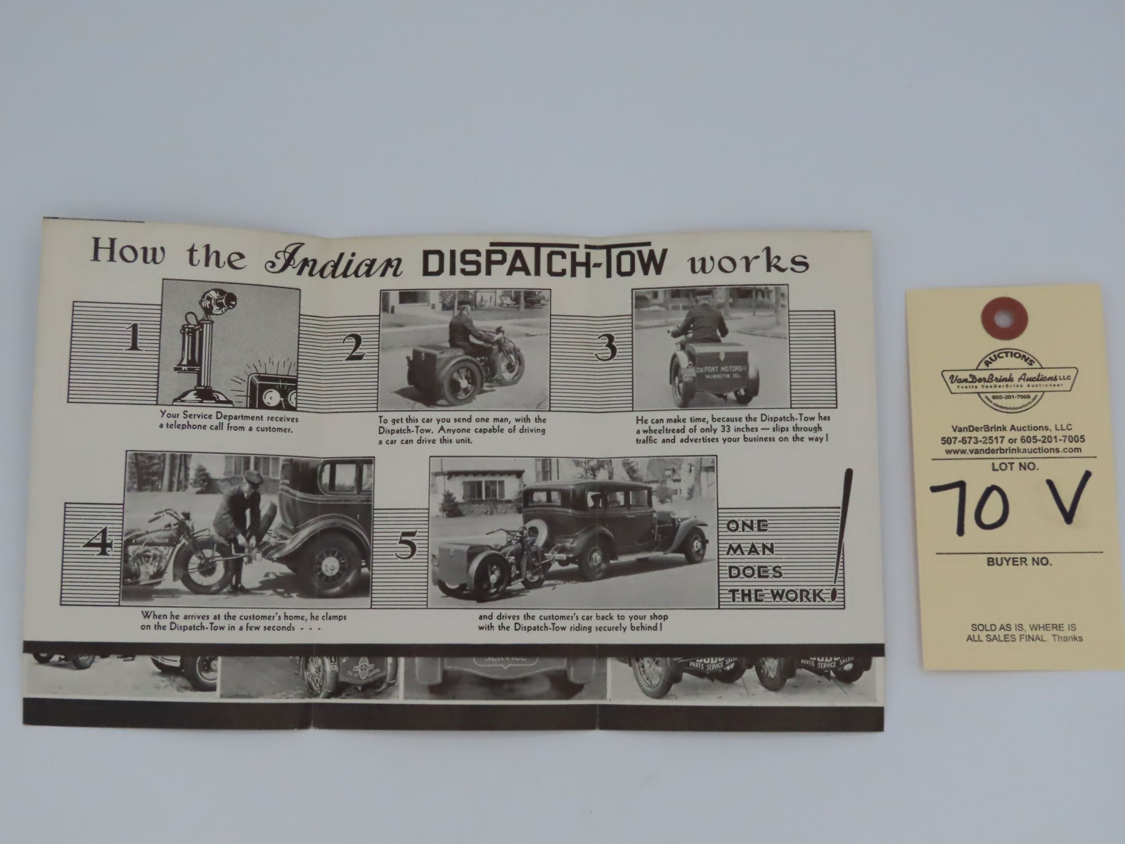 Indian Dispatch - Tow Brochure - Image 2