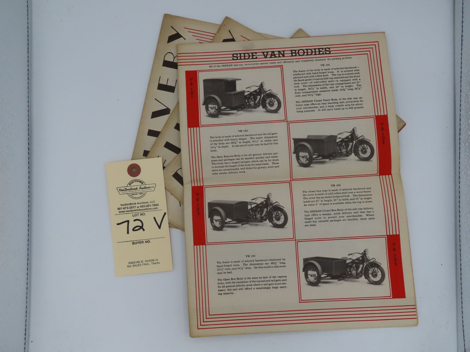 Indian Motorcycle - Delivery that Pays - Image 2