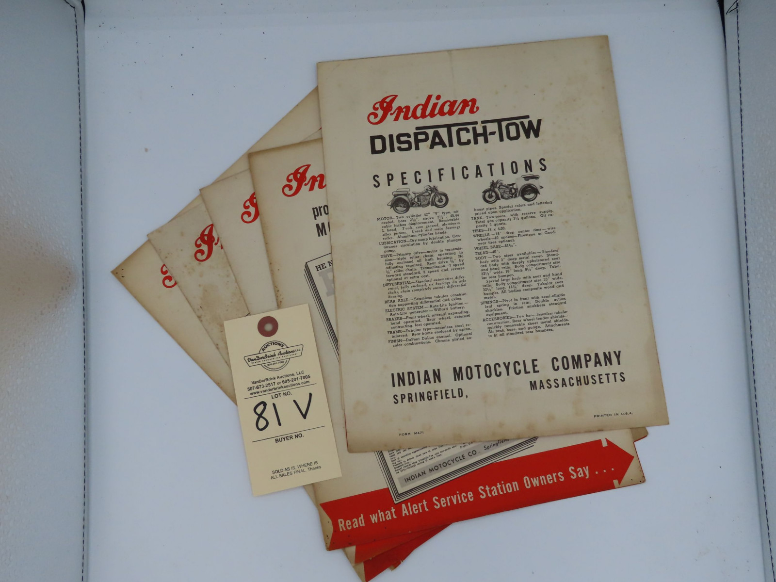 Indian Dispatch-Tow advertising - Image 3