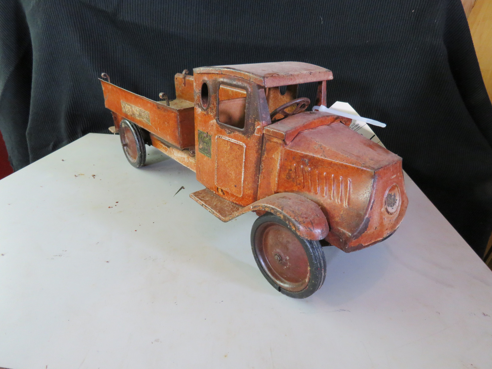 Mack Jr. Toy Truck - Image 1