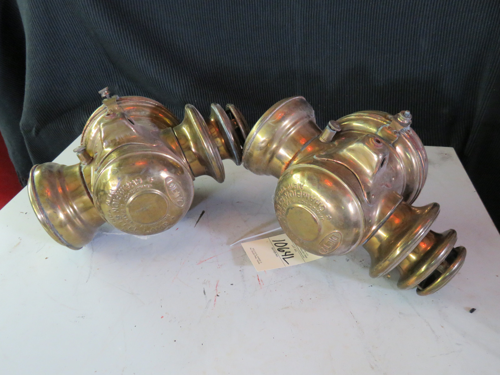 Dietz Side Lamps - Image 2