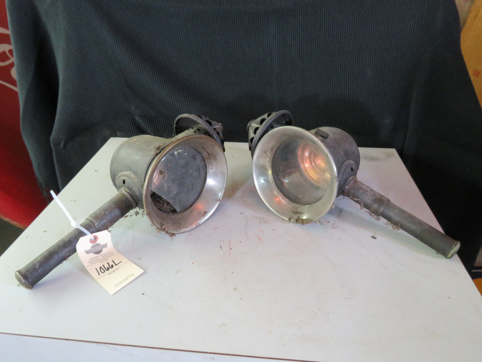 Pair of vintage Side Lamps - Image 1