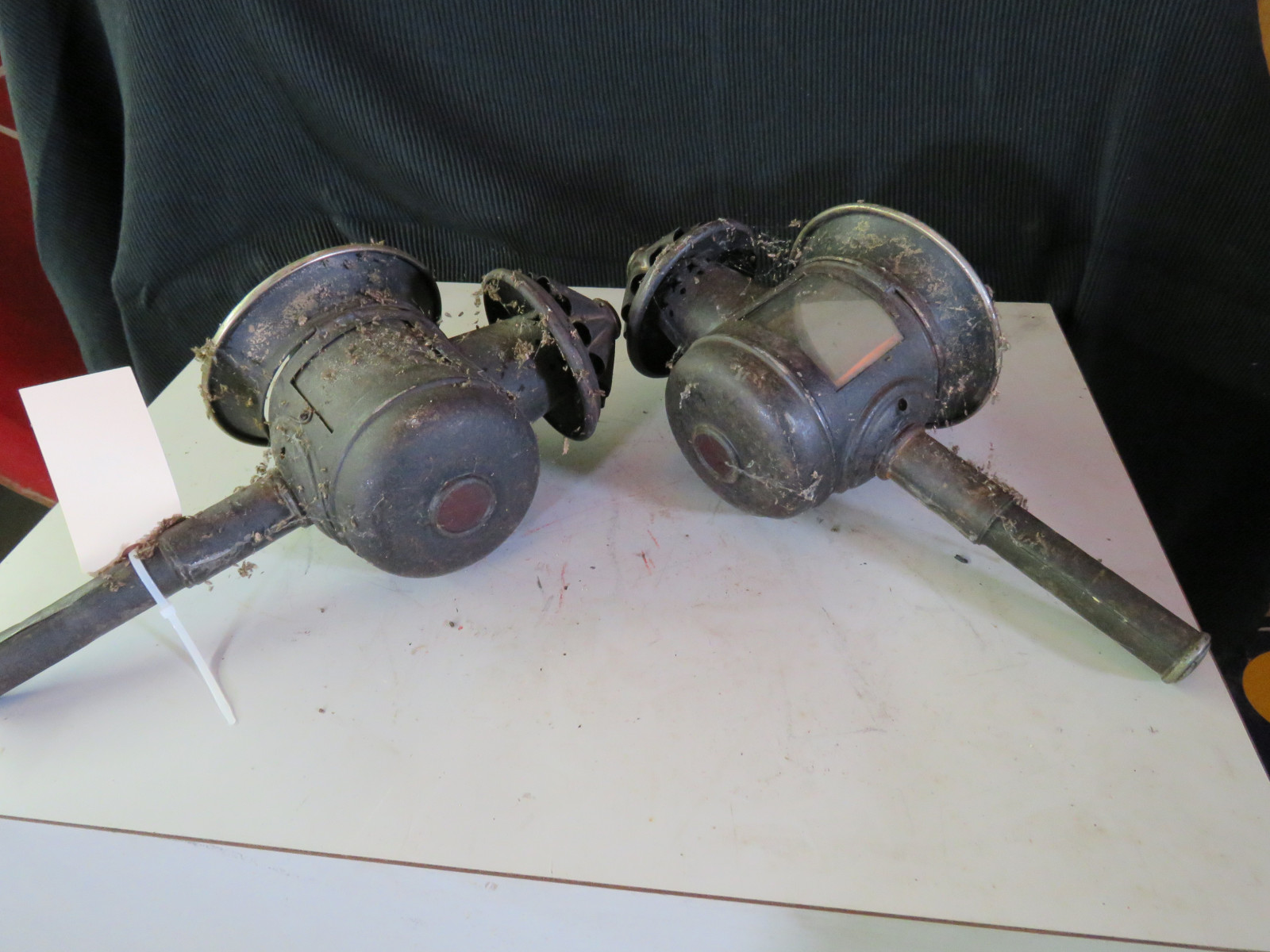 Pair of vintage Side Lamps - Image 2