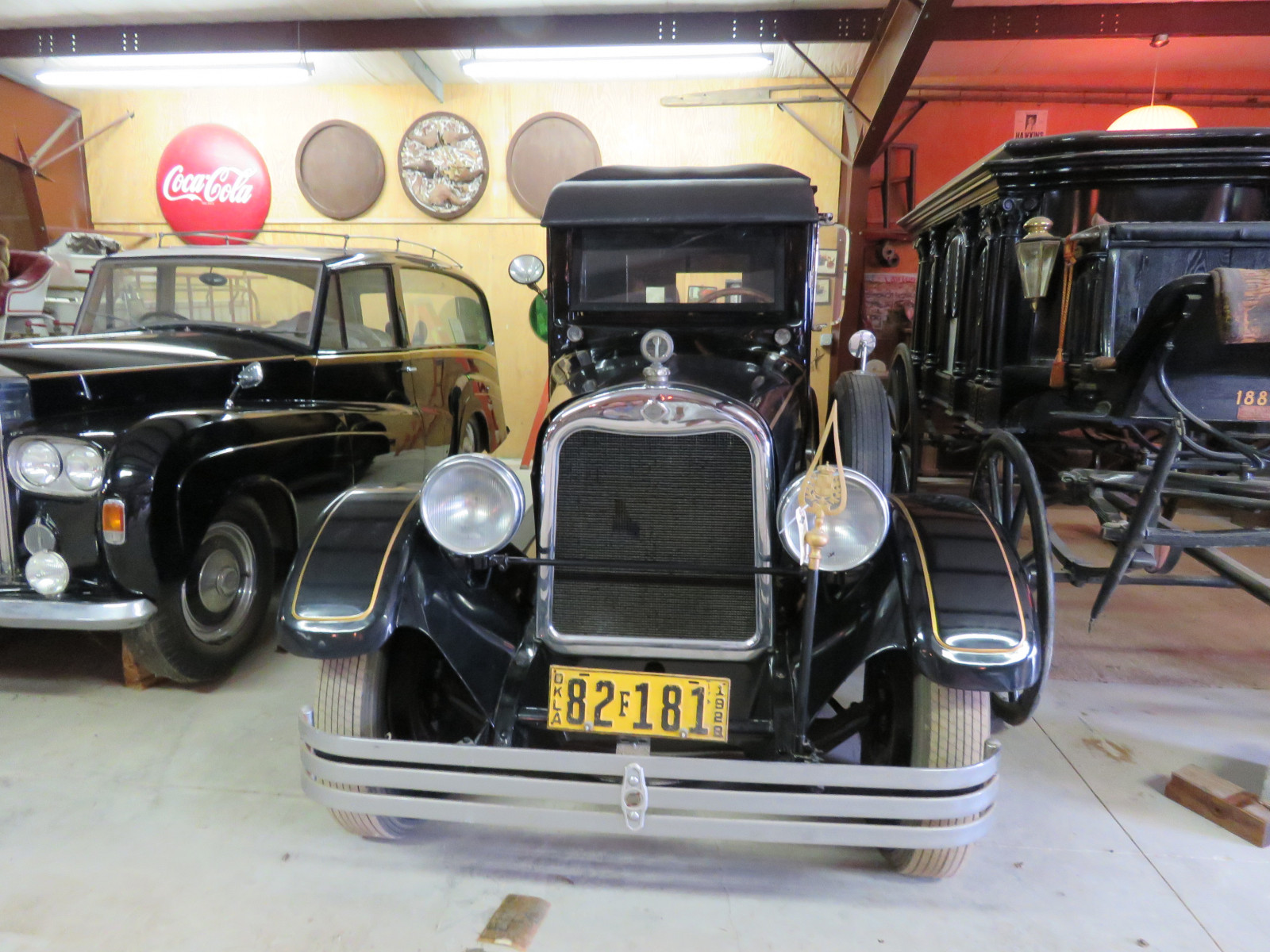 Rare 1928 Henney Hearse - Image 12