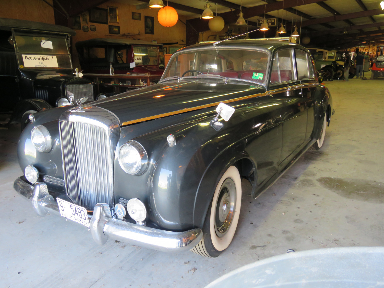 1956 Bentley 4dr Sedan - Image 9