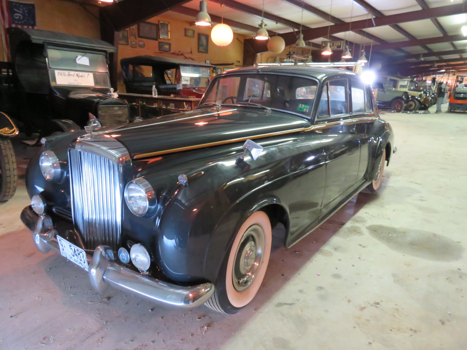 1956 Bentley 4dr Sedan - Image 3