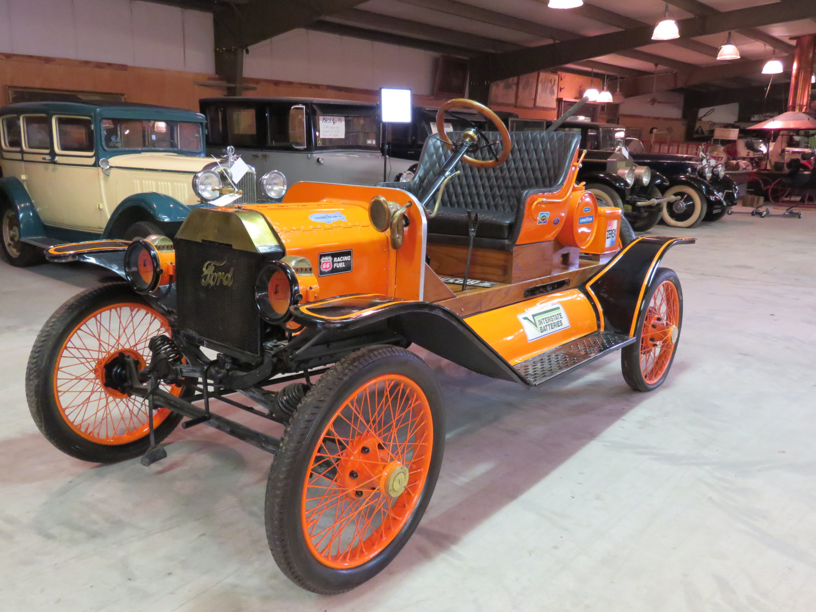 1914 Ford Model T Speedster - Image 1