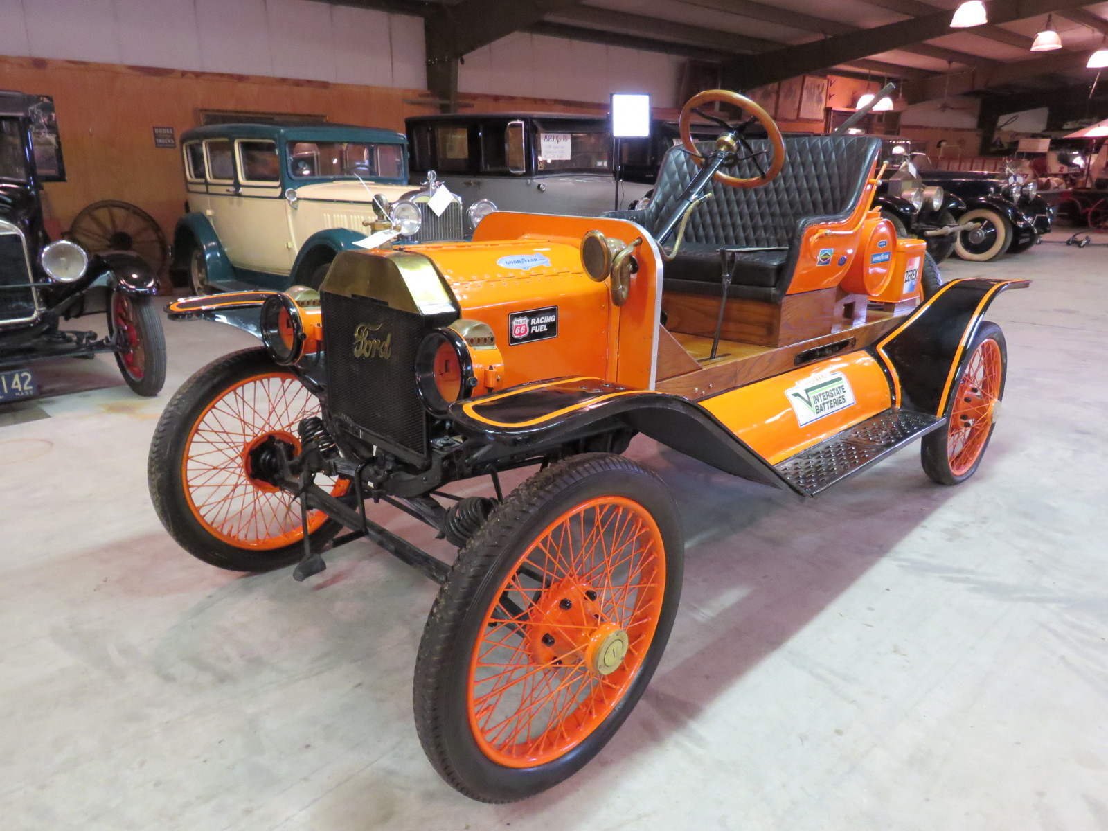 1914 Ford Model T Speedster - Image 17