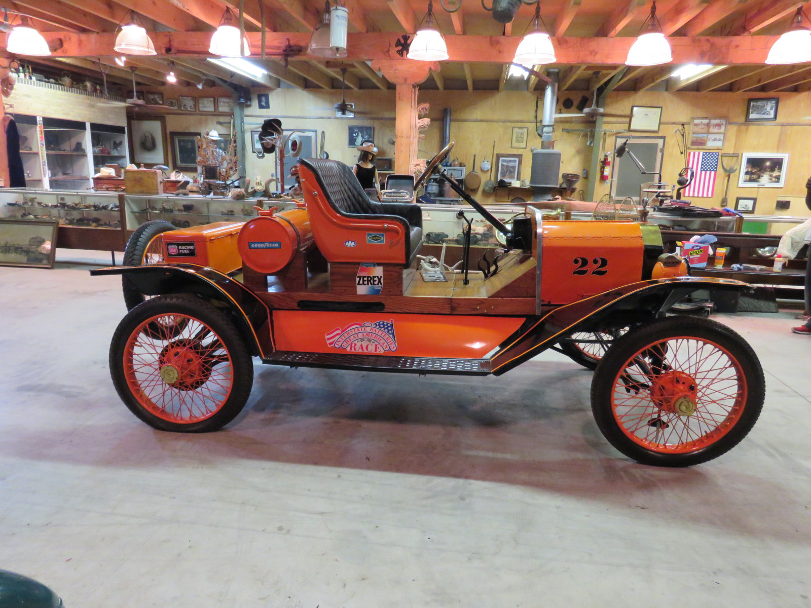 1914 Ford Model T Speedster - Image 4