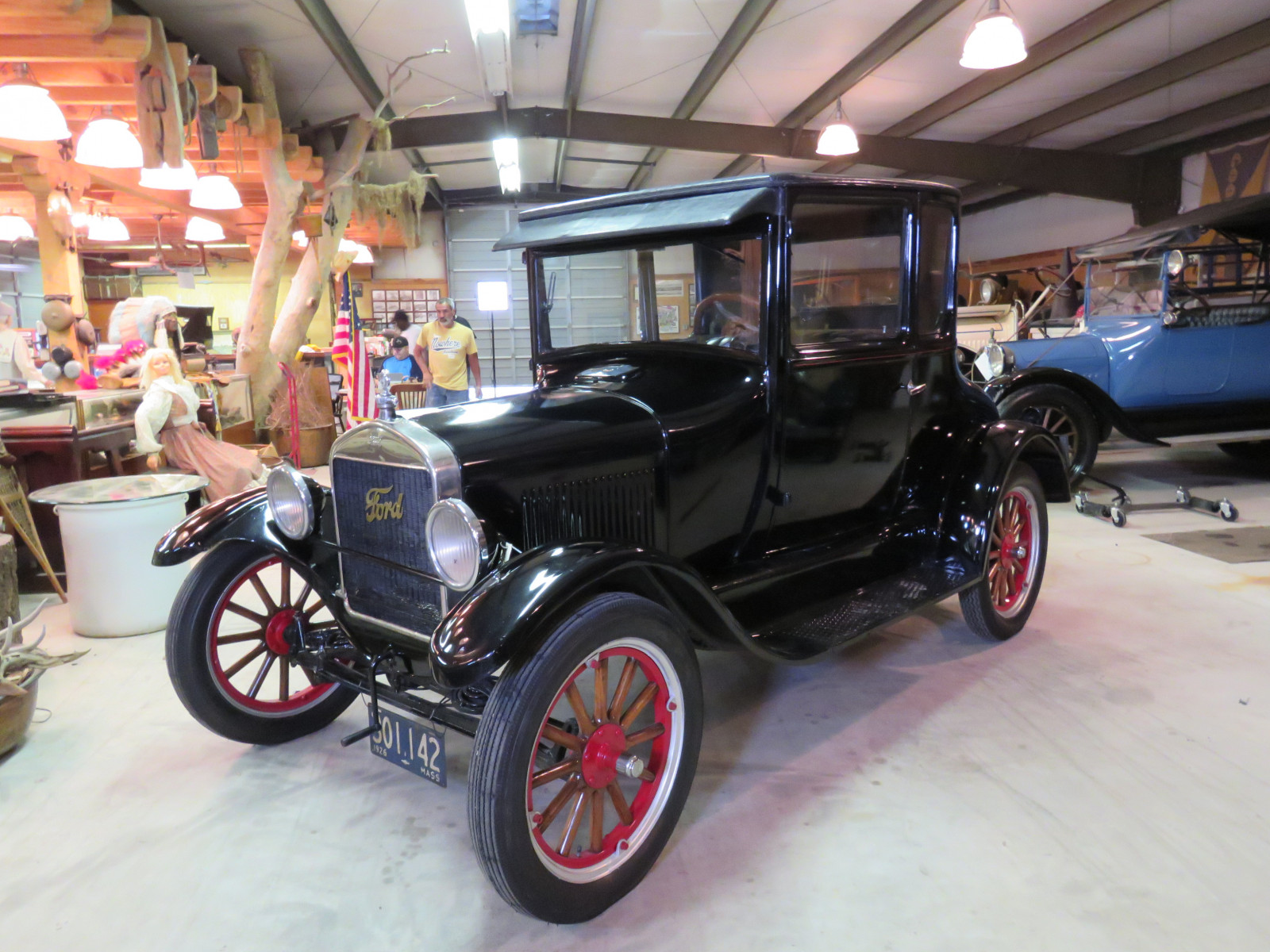 1926 Ford Model T Doctor's Coupe - Image 1