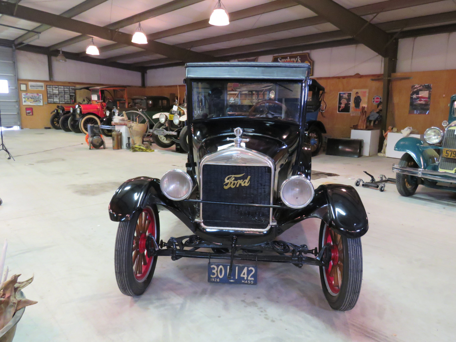 1926 Ford Model T Doctor's Coupe - Image 2