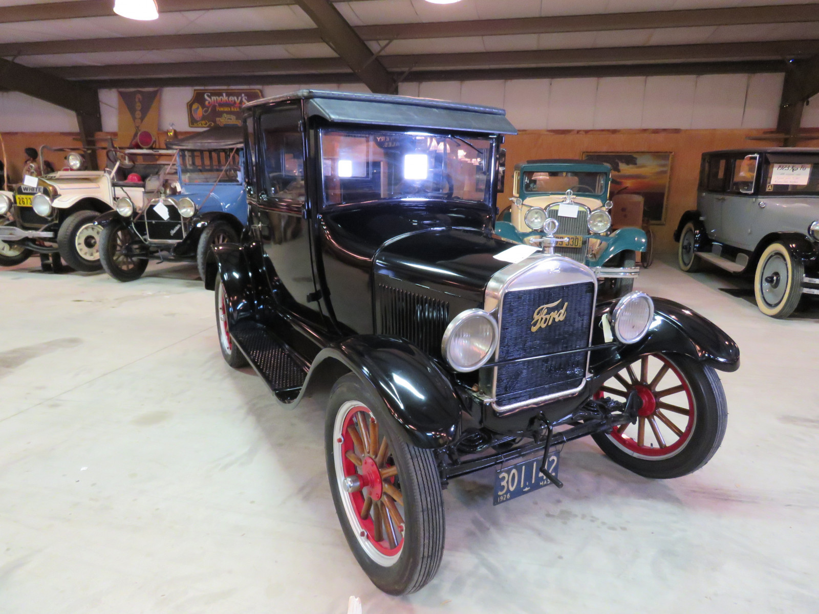 1926 Ford Model T Doctor's Coupe - Image 3