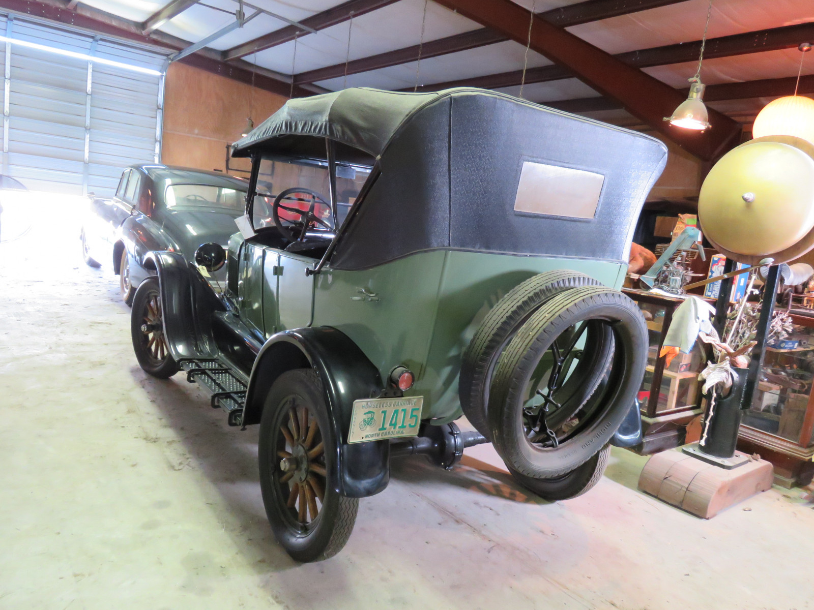 1926 Ford Model T Touring Car - Image 4