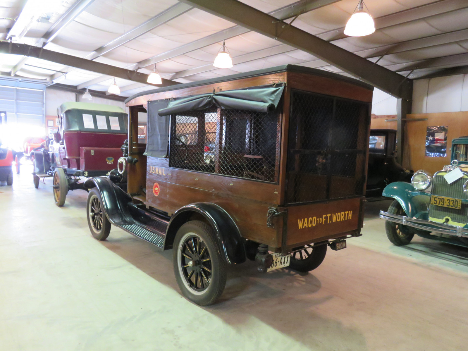 1926 Ford Model T Mail Truck - Image 4