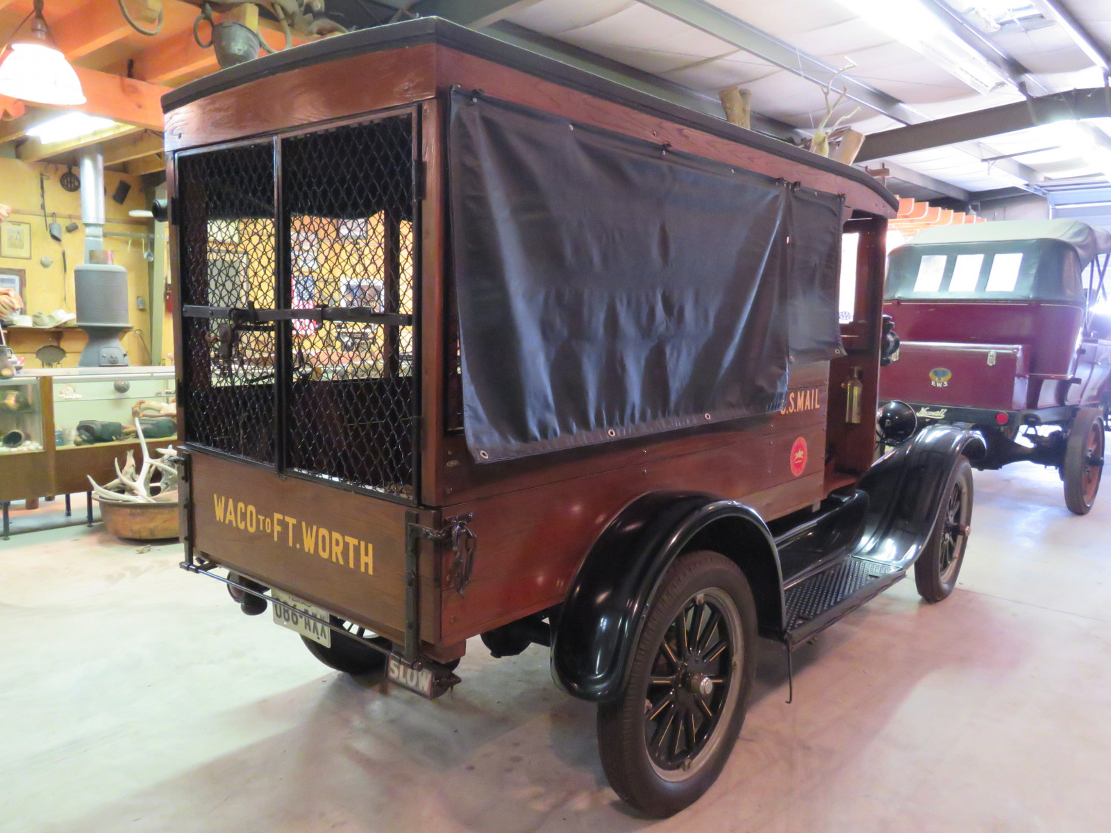 1926 Ford Model T Mail Truck - Image 5