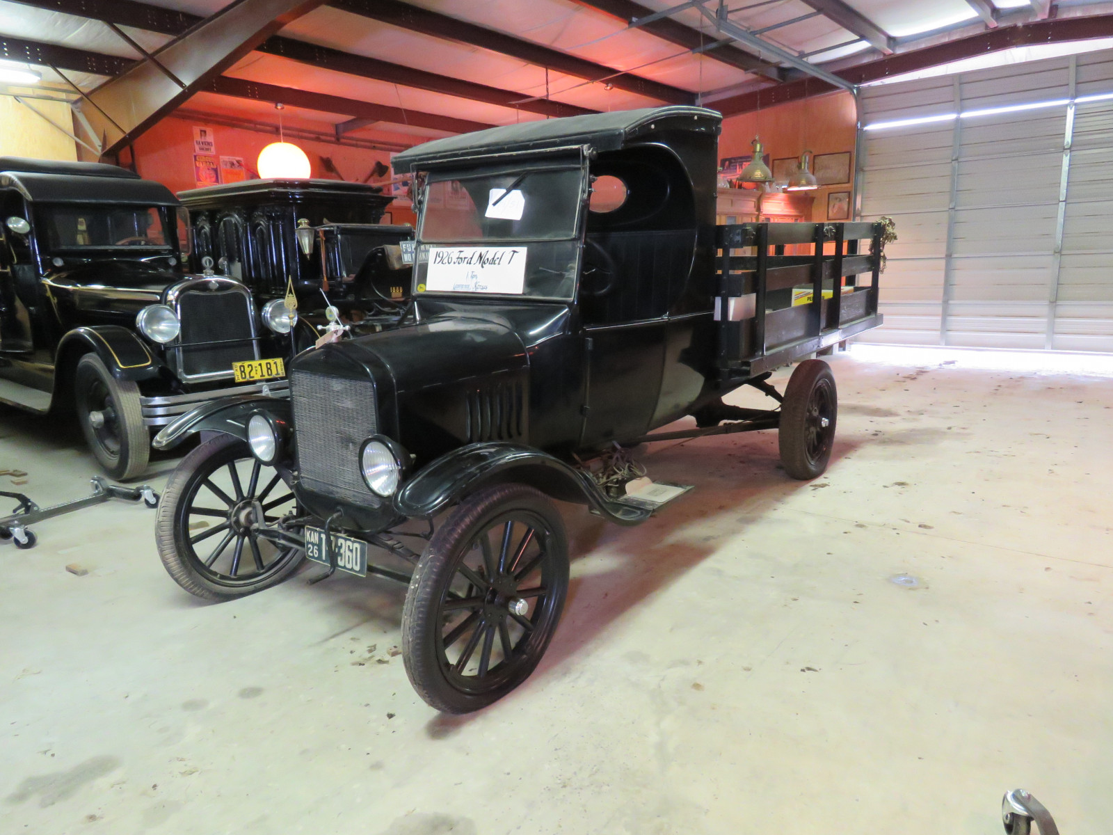 1926 Ford Model T Stakebed Truck - Image 1
