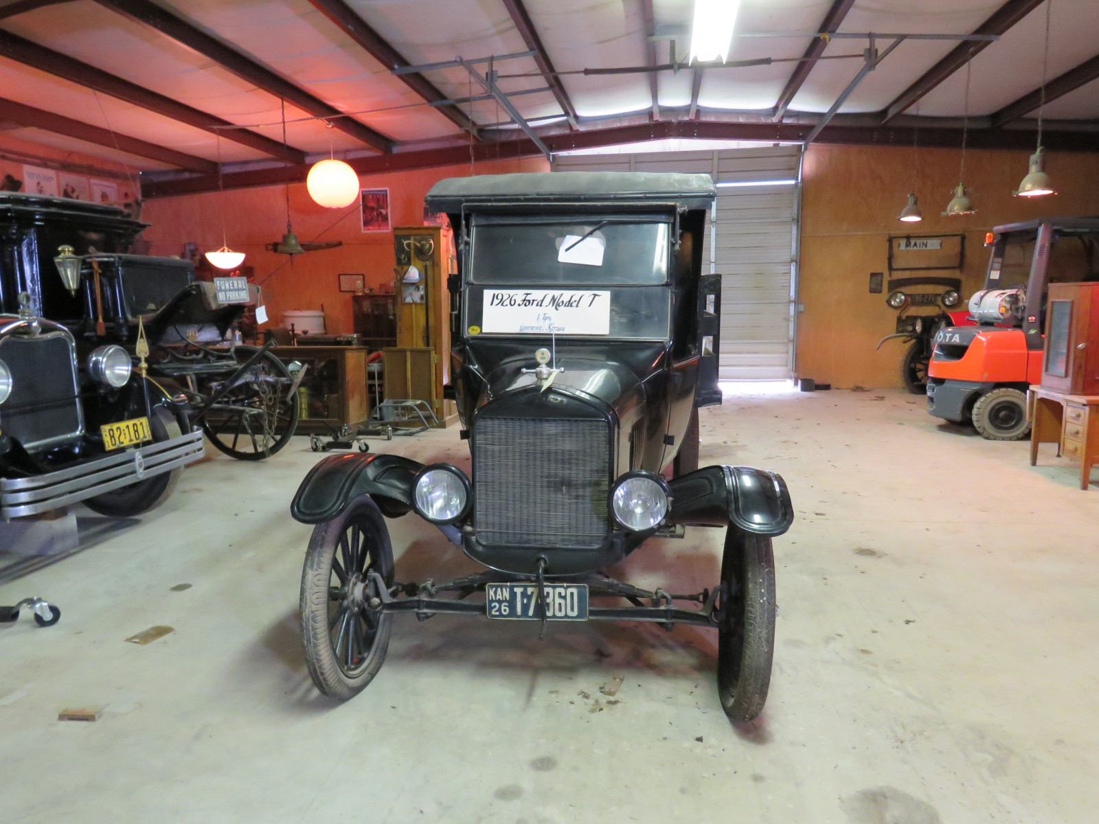 1926 Ford Model T Stakebed Truck - Image 2