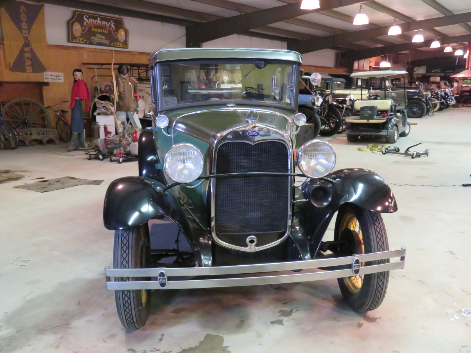 1930 Ford Model A Rumble Seat Coupe - Image 2