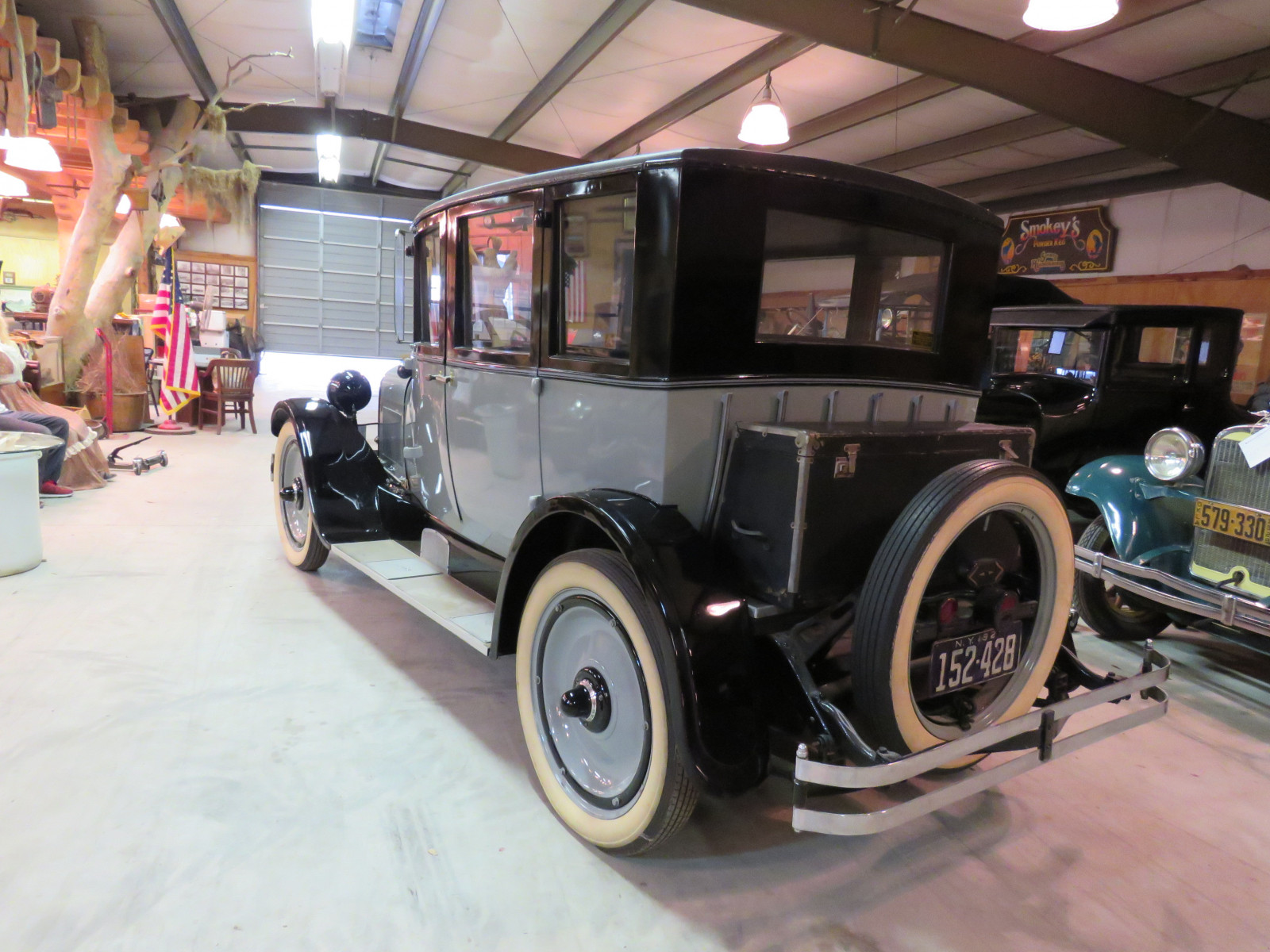 1923 REO Model T6 4dr Sedan - Image 8