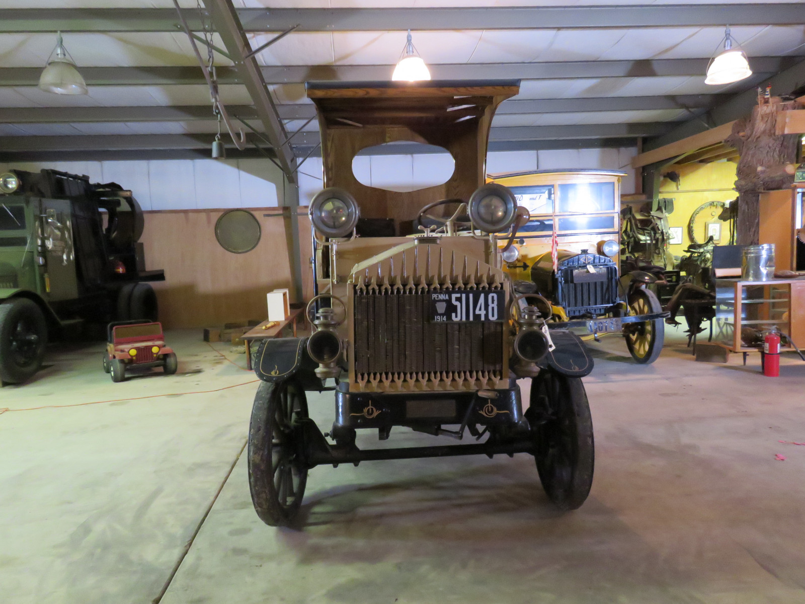 1914 REO Speedwagon Model J 2 Ton Truck - Image 2