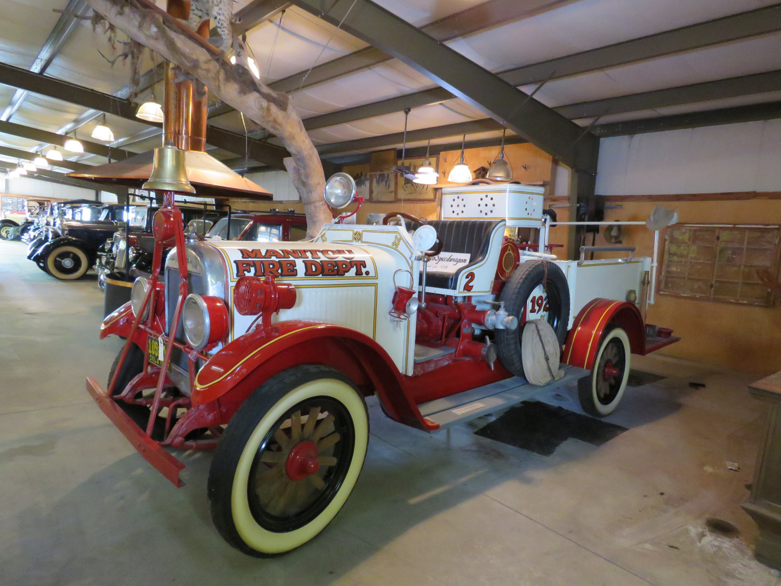 1927 REO Speed Wagon Fire Truck T6W99483 - Image 19
