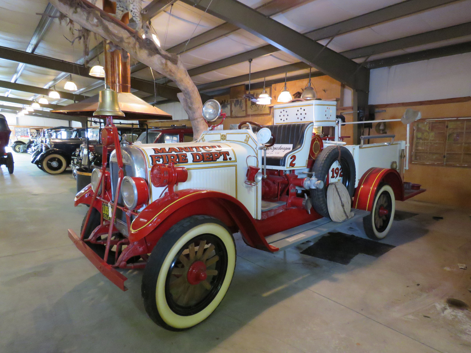 1927 REO Speed Wagon Fire Truck T6W99483 - Image 4