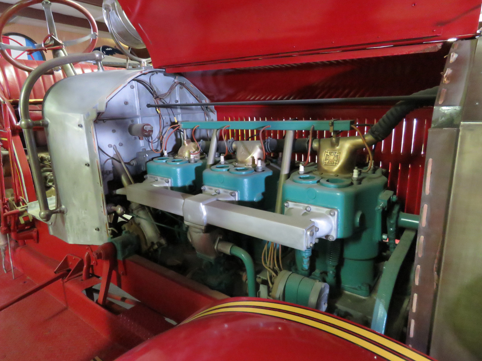 1927 American LaFrance Fire Truck 6107 - Image 14