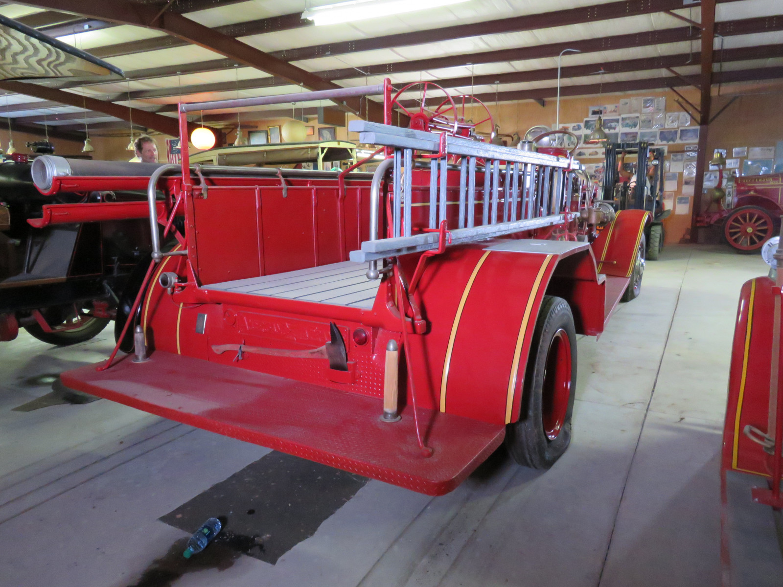 1927 American LaFrance Fire Truck 6107 - Image 15