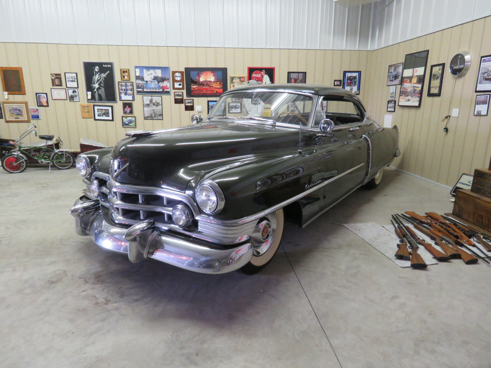 1950 Cadillac Coupe Deville Series 62 Coupe - Image 2