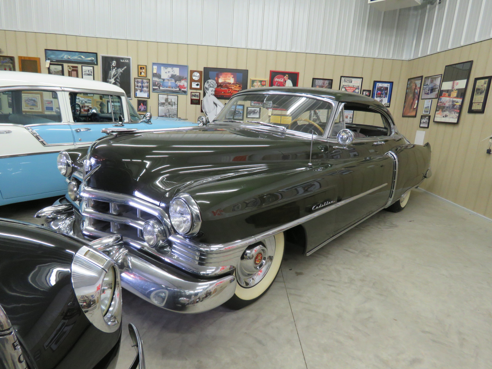 1950 Cadillac Coupe Deville Series 62 Coupe - Image 3