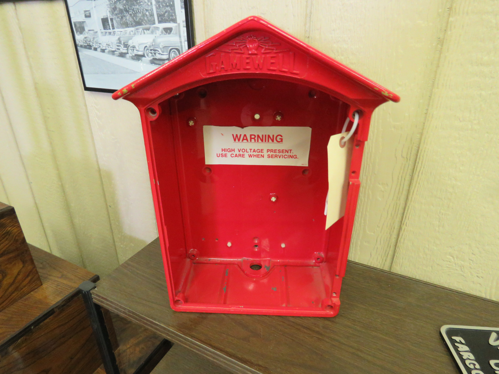 Firebox- Call Box with no door - Image 1