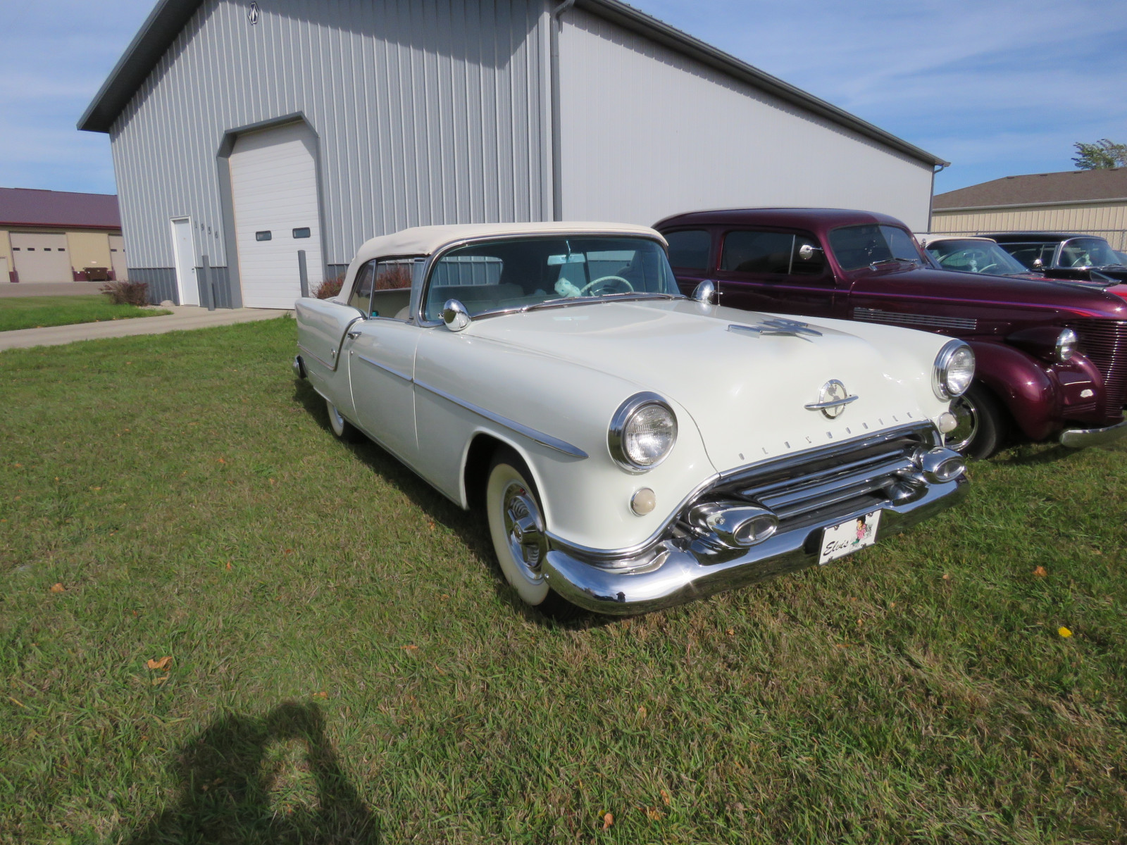 Rare 1954 Oldsmobile Super 88 Convertible - Image 3