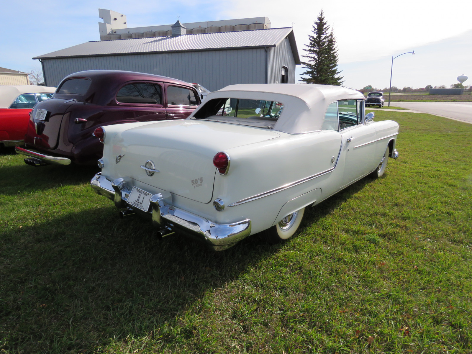 Rare 1954 Oldsmobile Super 88 Convertible - Image 4