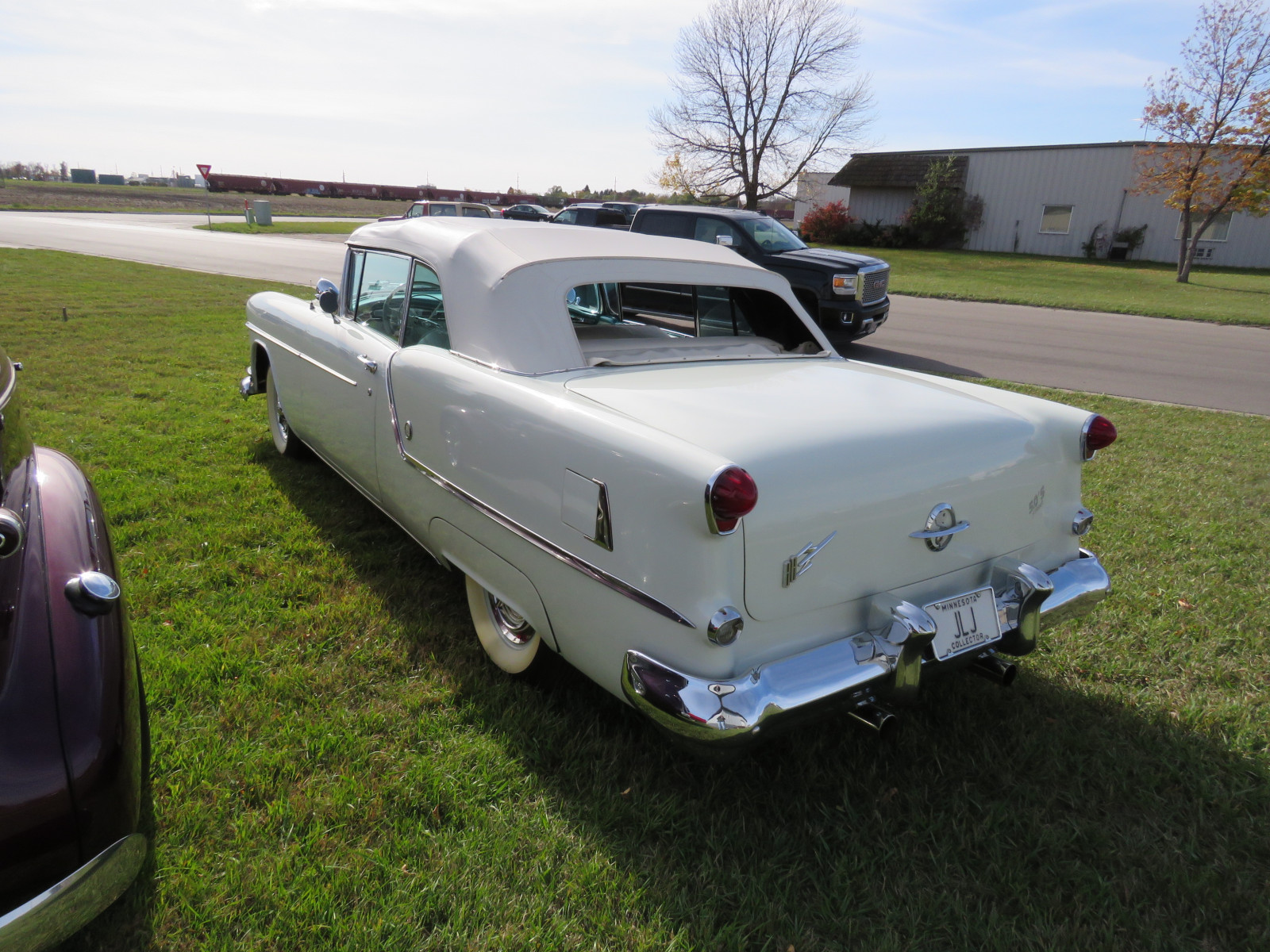 Rare 1954 Oldsmobile Super 88 Convertible - Image 5
