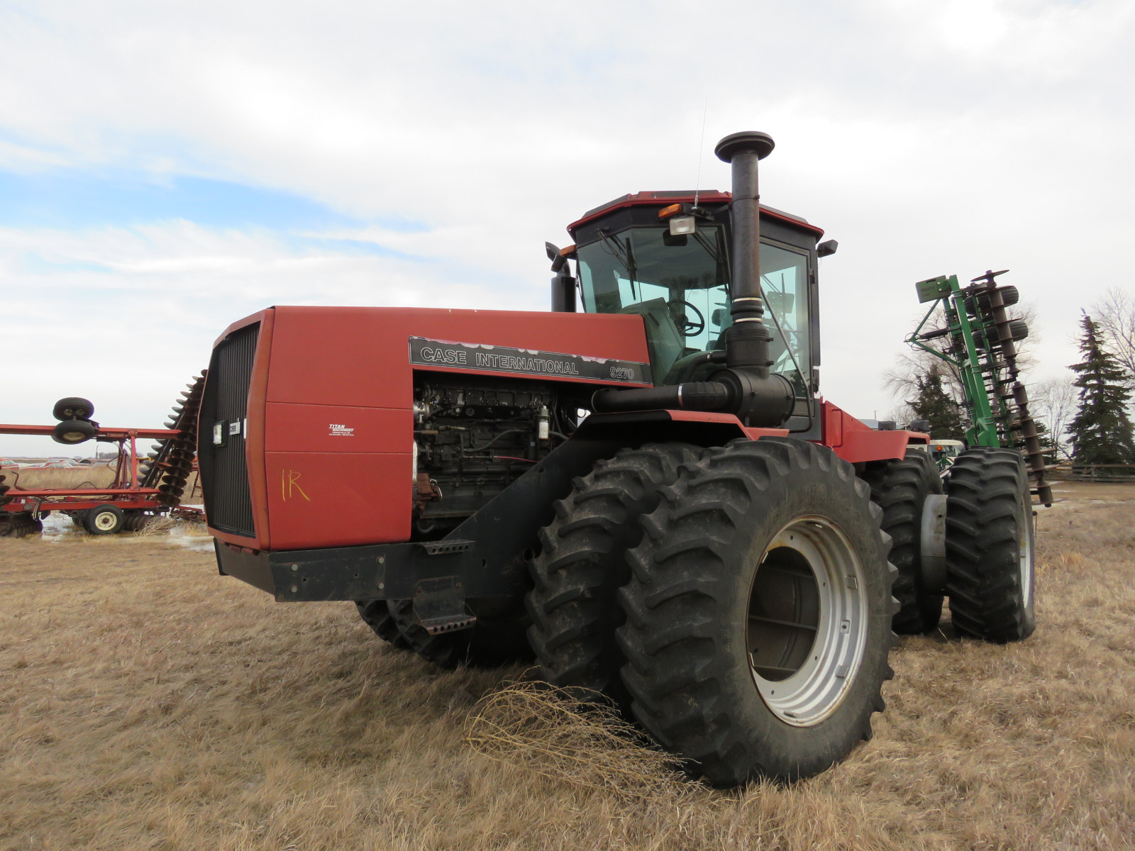 CASE-IH 1991 9270 4WD Tractor JCB0026904 - Image 1